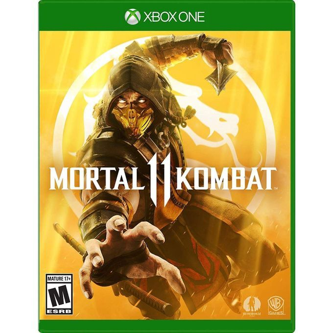 Mortal Kombat 11 - X Box One Series