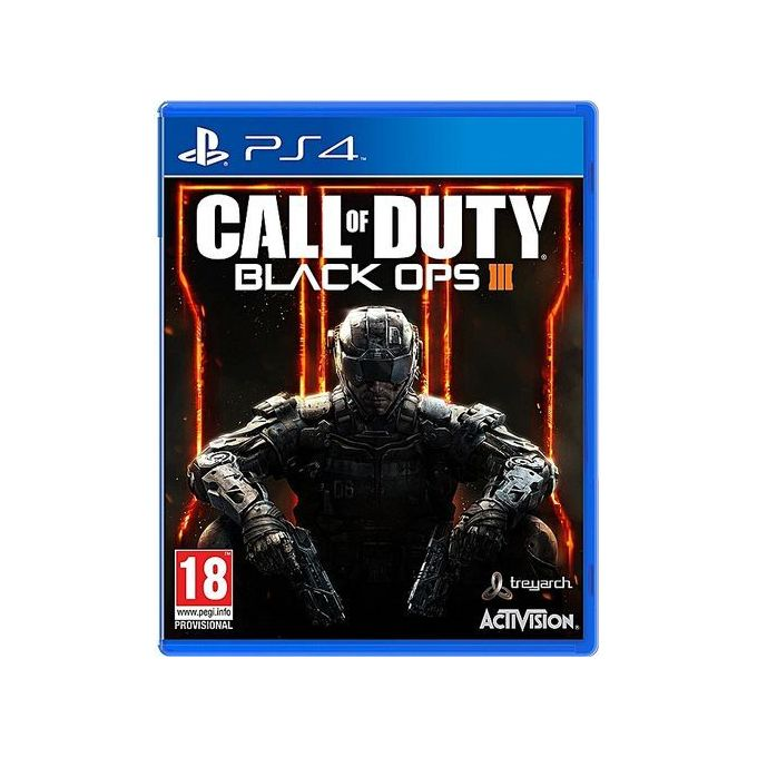 Sony Computer Entertainment Call Of Duty - Black Ops III - Playstation 4