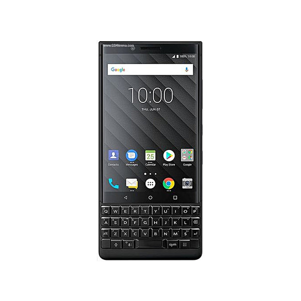"Blackberry Key 2 - 4.5"", 6GB RAM, 64GB, 12MP Camera, 4G LTE, Dual SIM - Black"