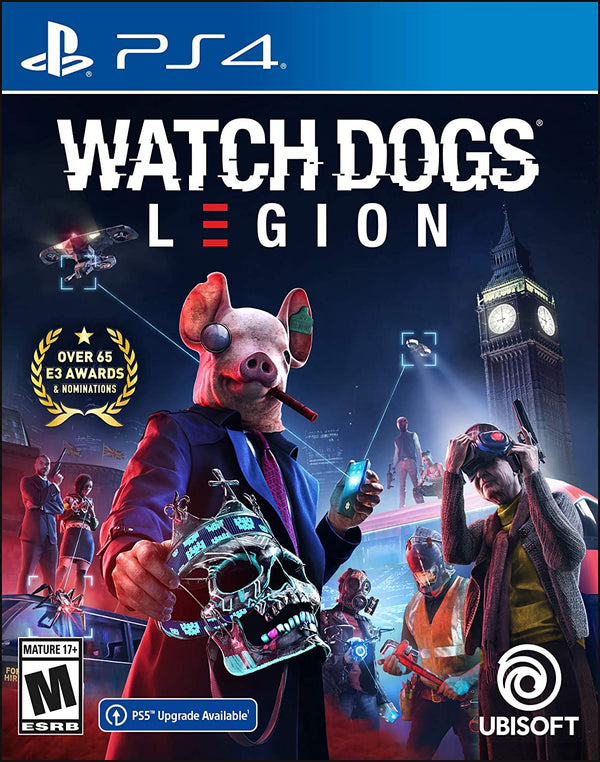 Watch Dogs Legion - PlayStation 4 Standard Edition