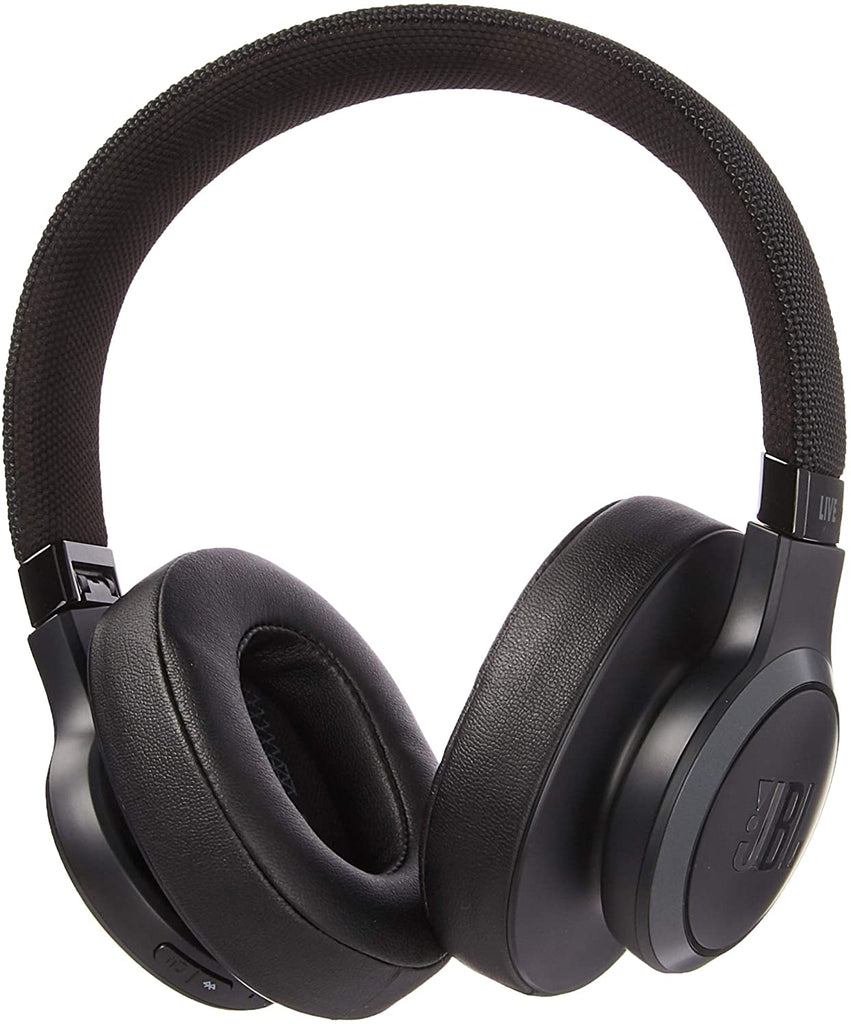 JBL TUNE 500BT- Wireless On-Ear Bluetooth Headphones with Microphone - Black