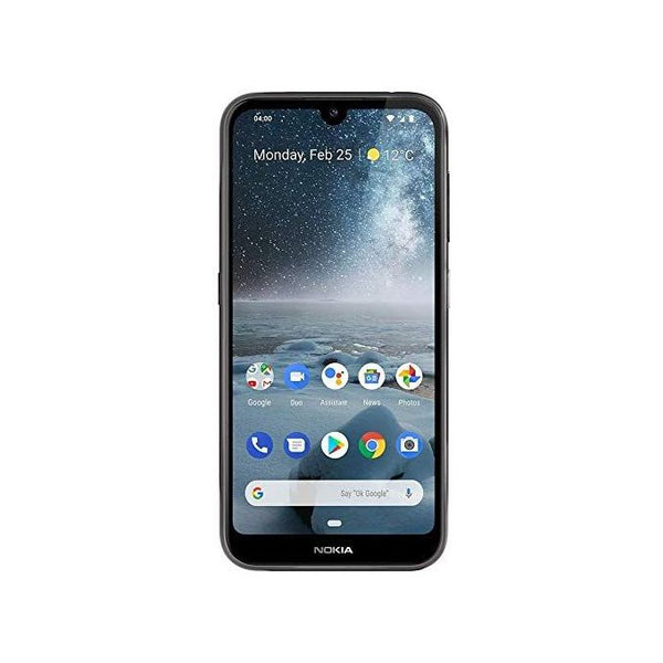 "Nokia 4.2 5.71"" 2GB RAM 32GB ROM 13MP Camera Dual SIM - Black"