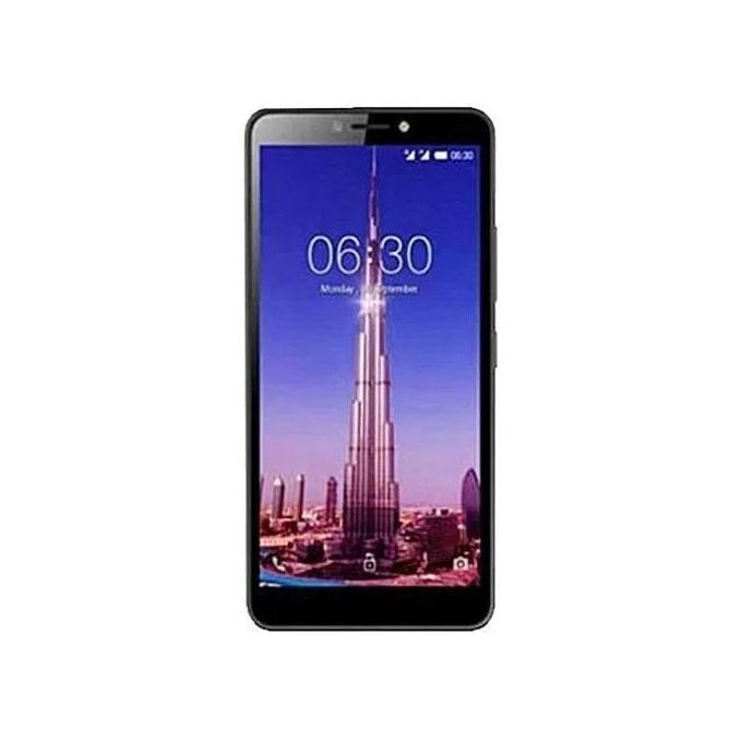 Itel P15, 5.5 Inch 1GB RAM, 16GB Phone - Black
