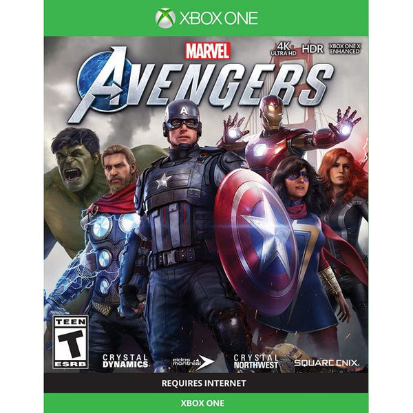 Marvel's Avenger - X Box One Series