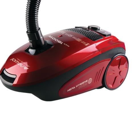 Newal VAC-3500 Vacuum Cleaner - Red