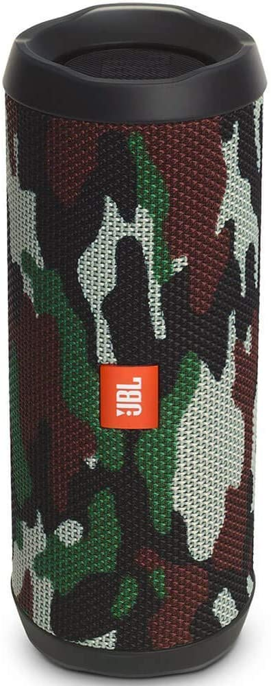 JBL Flip 4 Waterproof Portable Bluetooth Speaker - Green