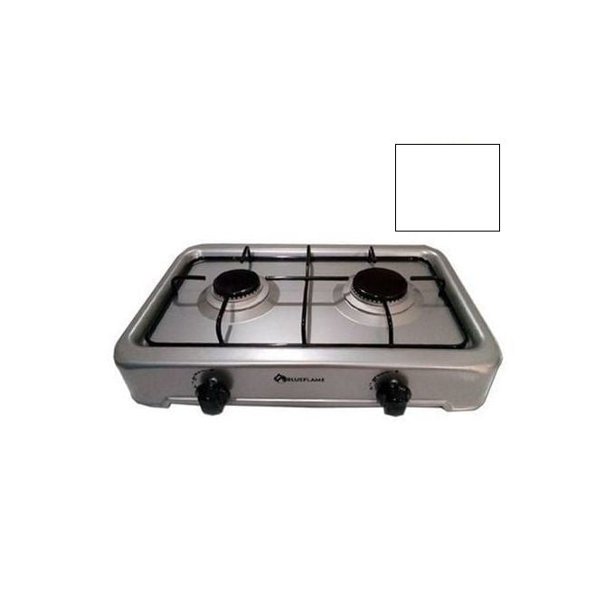 Blueflame O-200JG Double Gas Top Burner - Grey
