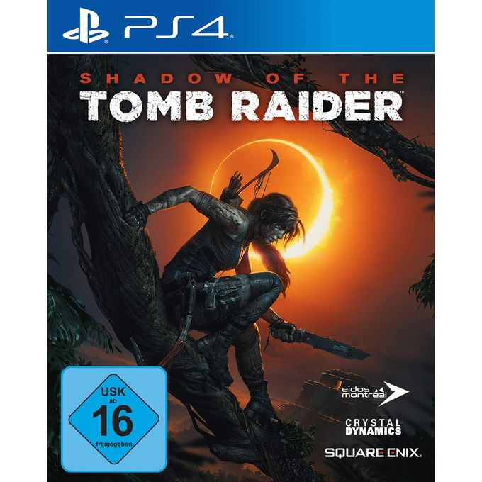 Shadow of the Tomb Raider - PlayStation 4.