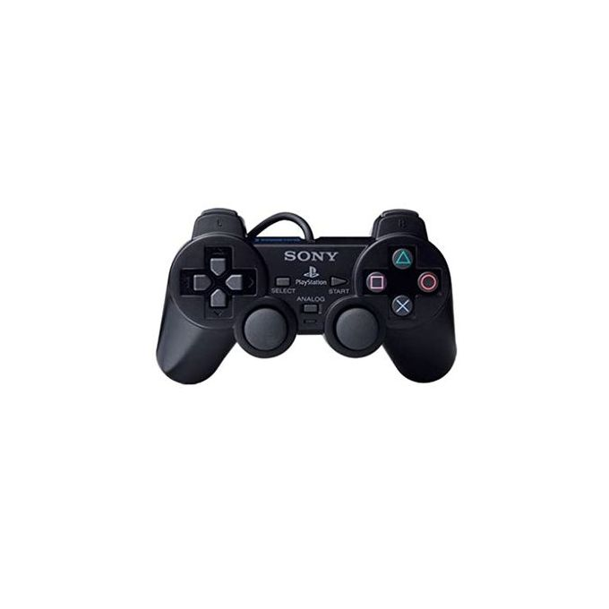 Sony Computer Entertainment Dualshock 2 Playstation 2 Controller - Black