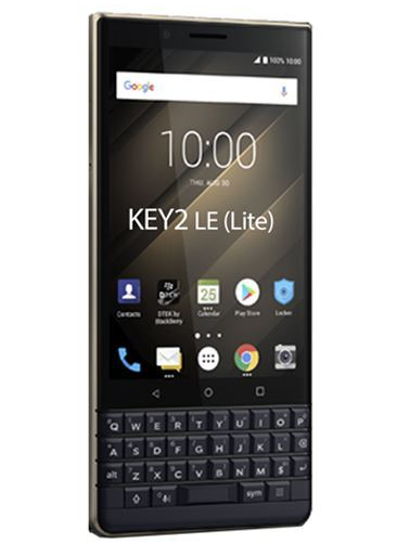 "Copy of Blackberry Key 2 - 4.5"", 6GB RAM, 64GB, 12MP Camera, 4G LTE, Dual SIM - Gold"