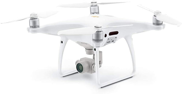 DJI Phantom 4 Pro V2.0 Quadcopter Drone 4K, 1x Optical Zoom, 5.5 Inch Screen Size, White