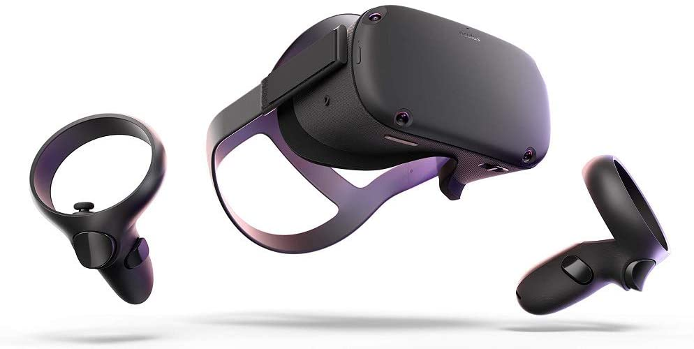 Oculus Quest Virtual Reality Gaming Console, 64 GB - US (Android)