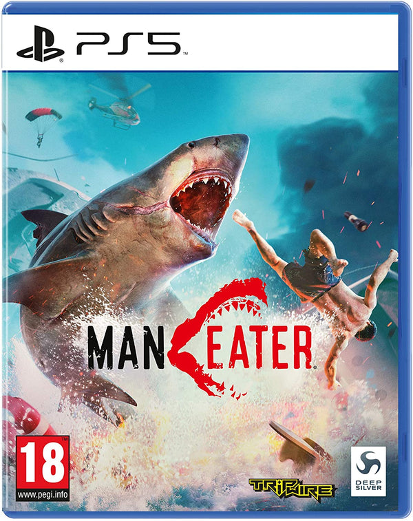 Man Eater - PlayStation 5