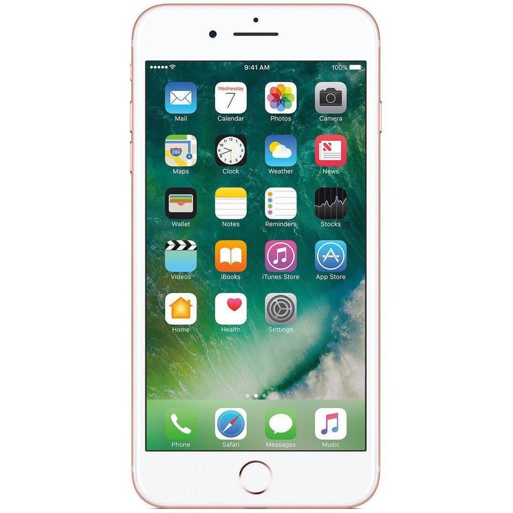 "Apple iPhone 7 - 4.7"", 2GB RAM, 32GB, 12MP Camera, 4G LTE-Shop Twenty Four Seven Uganda"