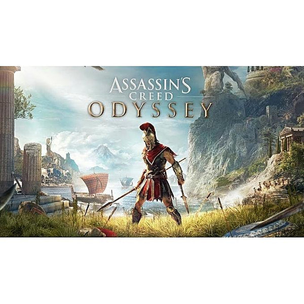 Assassins Creed Odessy - PlayStation 4-Shop Twenty Four Seven Uganda