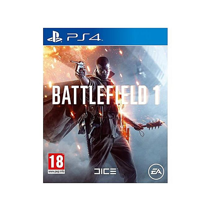 Battlefield 1 - PlayStation 4-Shop Twenty Four Seven Uganda