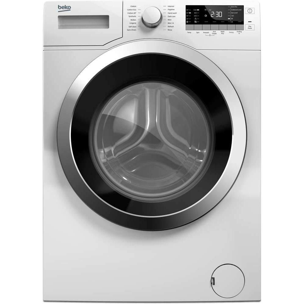 Beko WDW 85122 Freestanding 8kg 1200rpm Washing Machine-Shop Twenty Four Seven Uganda