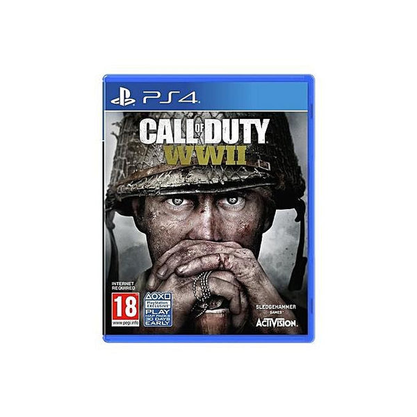 Call of Duty WWII - PlayStation 4-Shop Twenty Four Seven Uganda