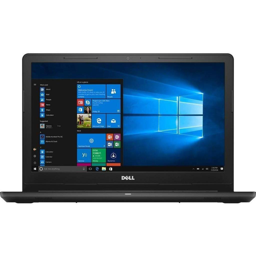 "DELL Inspiron 15 3000-3576- 7th Gen i5 Processor, 15.6"" FHD Display Screen , 4GB RAM and 1TB HD - Fog Grey-Shop Twenty Four Seven Uganda"