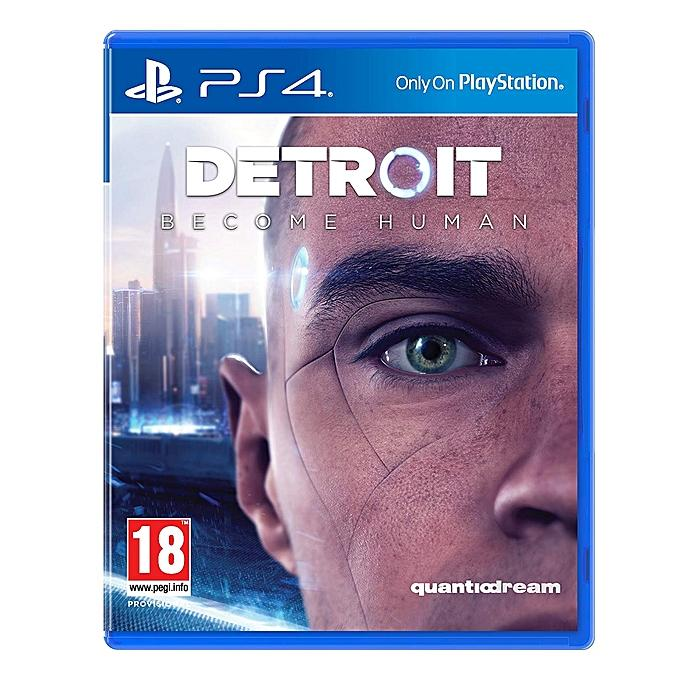 Detroit Become Human - PlayStation 4-Shop Twenty Four Seven Uganda