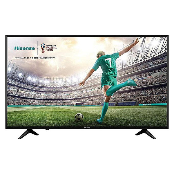 "Hisense 55A6100UW 55"" Smart TV - UHD 4K, - Black-Shop Twenty Four Seven Uganda"