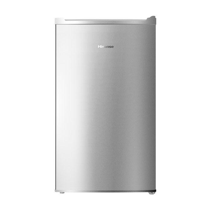 Hisense RR120DAGS 120L Single Door Bar Fridge - Silver-Shop Twenty Four Seven Uganda
