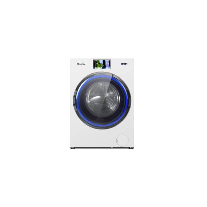 Hisense WFET1014VAW| 10kg Washing Machine-Shop Twenty Four Seven Uganda