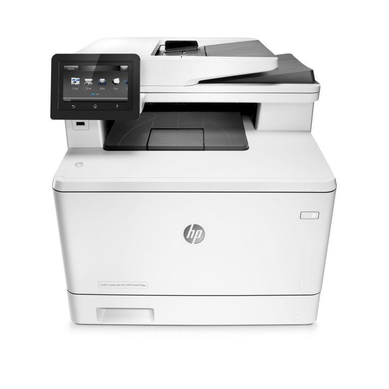 HP Color LaserJet Pro MFP M477FNW - CF377A#B19-Shop Twenty Four Seven Uganda