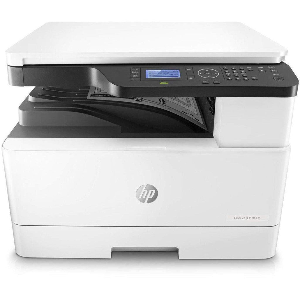 HP LaserJet MFP M433a-NEW - A3 Mono Transactional Copier - 1VR14A#B19-Shop Twenty Four Seven Uganda
