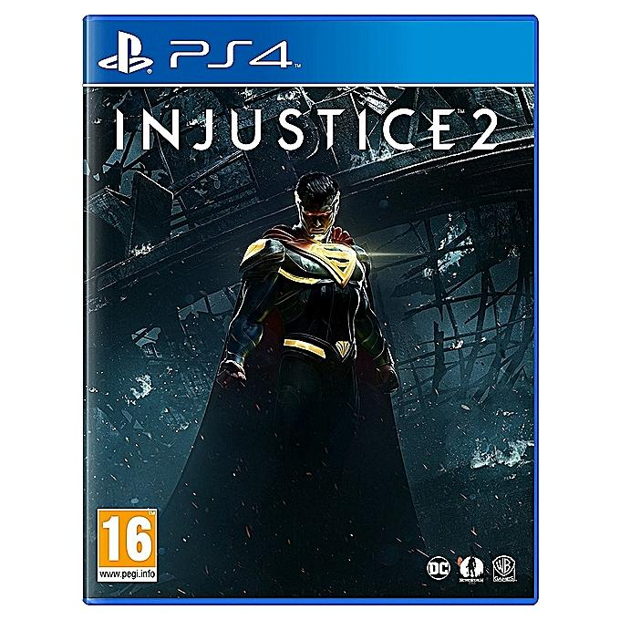Injustice 2 - Playstation 4-Shop Twenty Four Seven Uganda