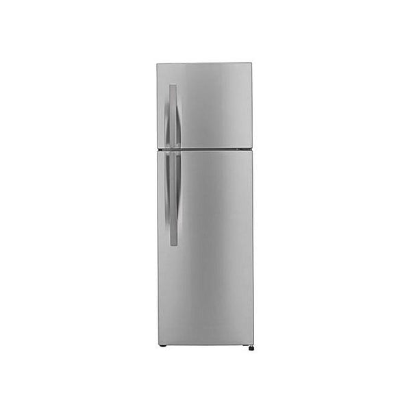 LG LG GL- N362RLBN APZREEF - 308L Top Freezer 2 Doors Refrigerator with Smart Inverter Compressor - Silver-Shop Twenty Four Seven Uganda
