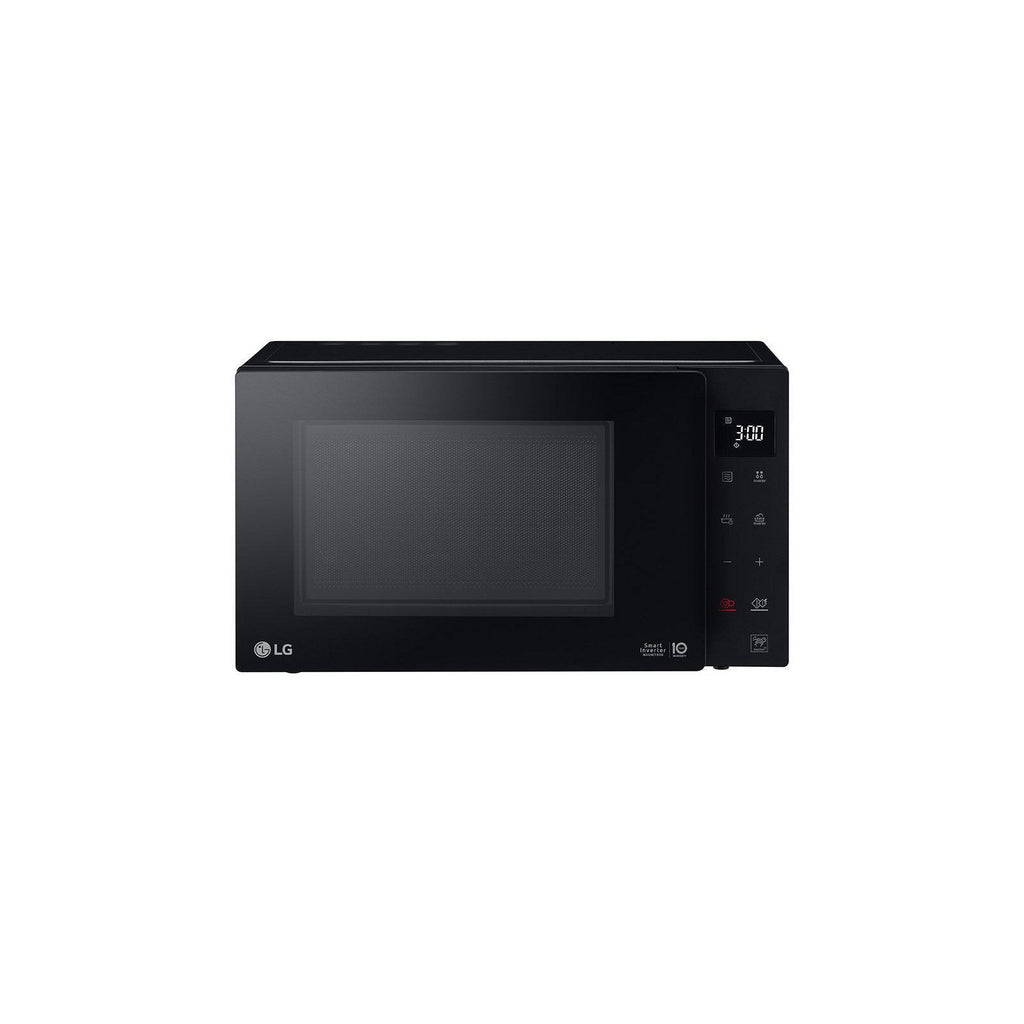 LG MH6336GIB Microwave Oven Solo Neo Chef 23L with Grill - Black-Shop Twenty Four Seven Uganda