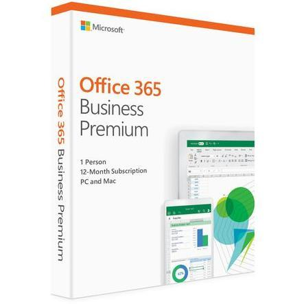Microsoft Office KLQ-00424 365 Business Premium - 1 Year, 1 User-Shop Twenty Four Seven Uganda