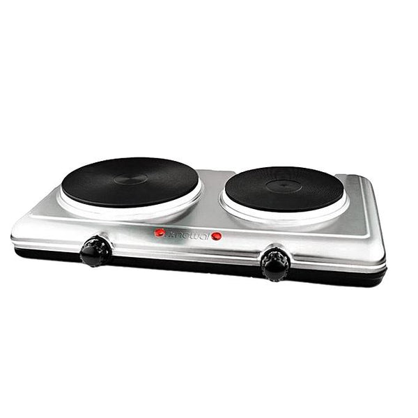 Newal 246 Double Hot Plate - Inox-Shop Twenty Four Seven Uganda