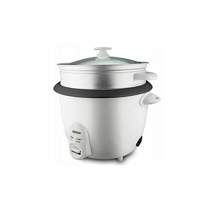 Ocean Rice Cooker 2.8Ltrs - OCRC28Z-Shop Twenty Four Seven Uganda