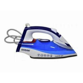 Ocean Steam Iron - Blue – OCSI2980Z-Shop Twenty Four Seven Uganda