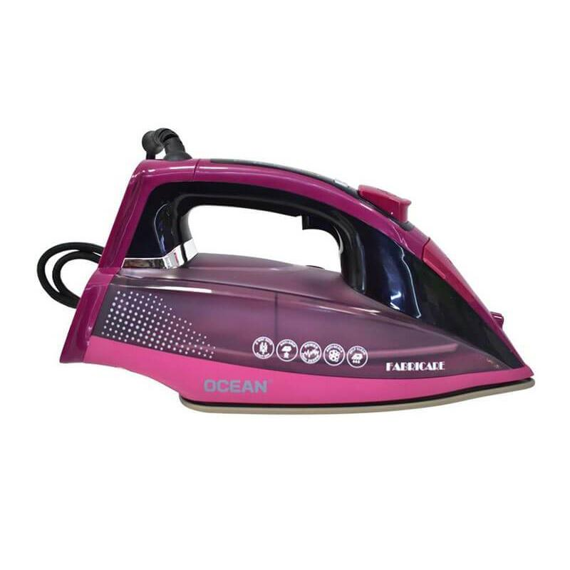 Ocean Steam Iron - Rounge – OCSI3100Z-Shop Twenty Four Seven Uganda