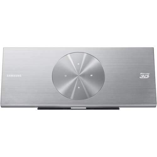 Samsung BD-D7500 Blu-ray Disc Player - Brushed Aluminum-Shop Twenty Four Seven Uganda