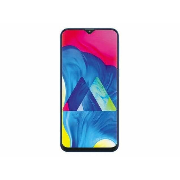 "Samsung Galaxy M10 6.22"" Dual SIM 2GB RAM 32GB ROM Camera 13MP + 5MP - No Earphones Included, Blue-Shop Twenty Four Seven Uganda"