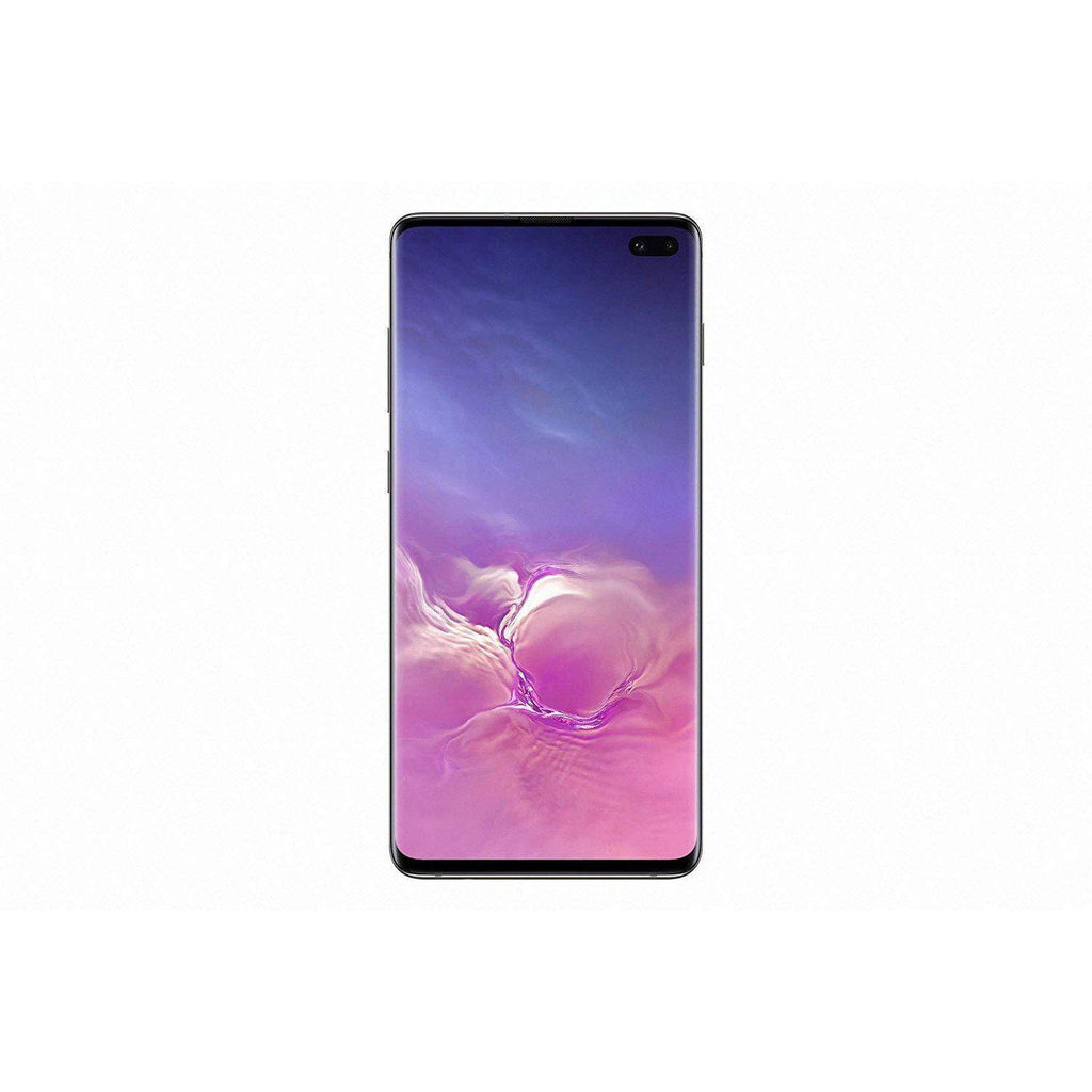 "Samsung Galaxy S10 Plus - 8GB RAM, 128ROM, 12MP + 12MP + 16MP, 6.4"", 4G LTE -Prism Black-Shop Twenty Four Seven Uganda"
