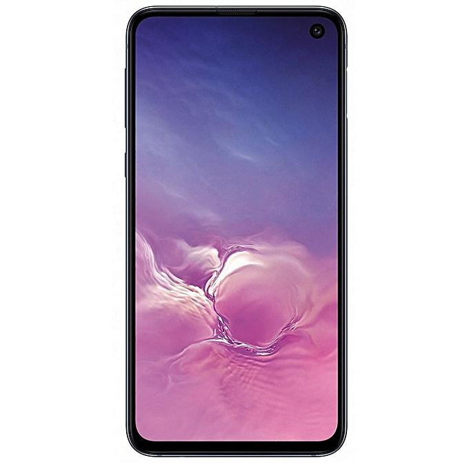 "Samsung Galaxy S10E (2019) 5.8"" 6GB RAM 128GB ROM , 12MP + 12MP + 16MP - Black-Shop Twenty Four Seven Uganda"