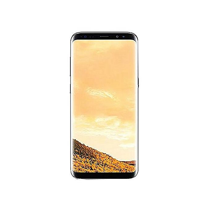 "Samsung Galaxy s8 Plus, 6.2"", RAM 64GB ROM 12MP Camera - Maple Gold-Shop Twenty Four Seven Uganda"
