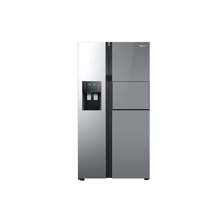 Samsung RS51K56H02A 547L Side by Side with Twin Cooling Fridge-Shop Twenty Four Seven Uganda