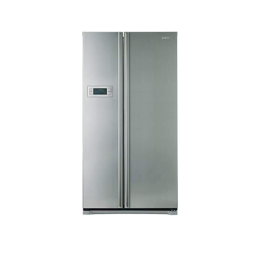 Samsung RSH1FTSW Fridge – Side-by-Side (Freestanding, White, A, LED, SN-T)-Shop Twenty Four Seven Uganda