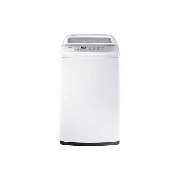 Samsung WA70H4200SW Top Load with Diamond Drum, 7.0 Kg - White-Shop Twenty Four Seven Uganda