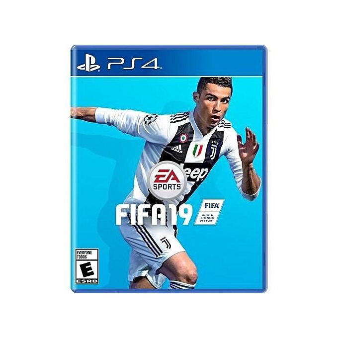 Sony FIFA 19 - PlayStation 4-Shop Twenty Four Seven Uganda