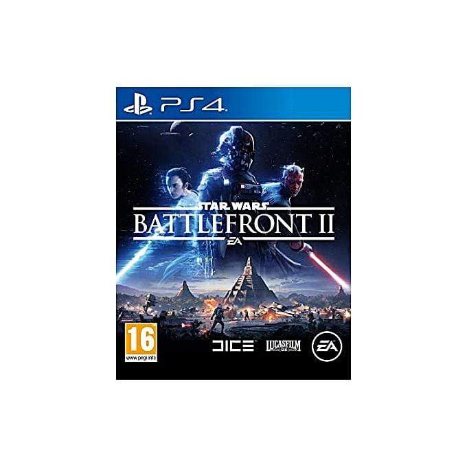 Starwars Battlefront II - PlayStation 4-Shop Twenty Four Seven Uganda