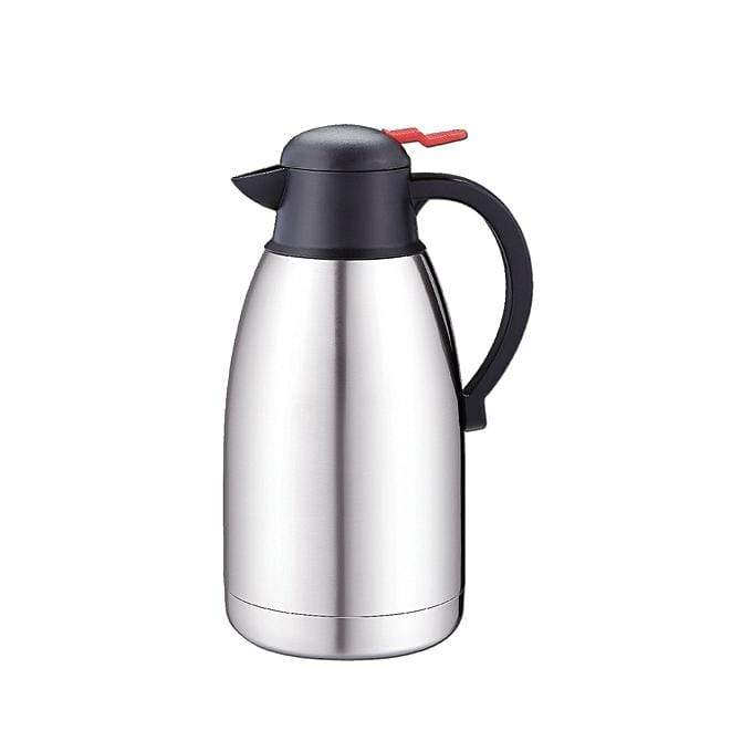 Vacuum Flask - 1.9L Z-672, Stainless Steel-Shop Twenty Four Seven Uganda