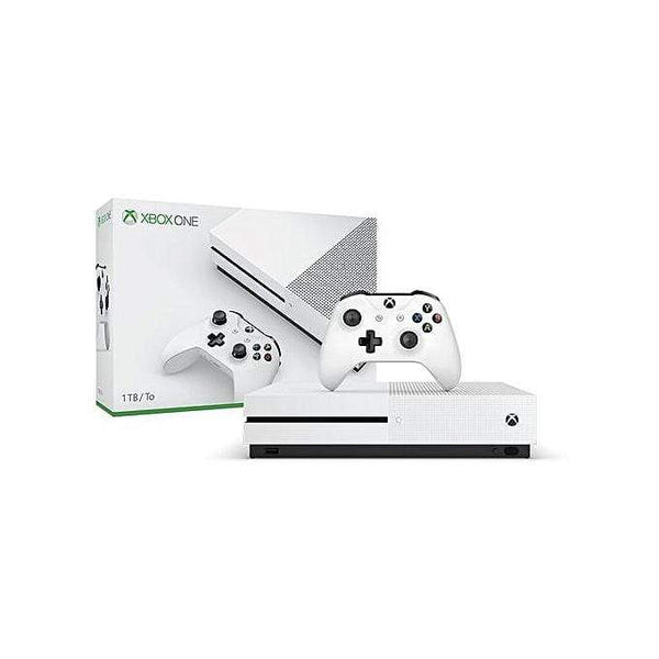 Xbox One S 1TB Console (Xbox Wireless Controller)-Shop Twenty Four Seven Uganda
