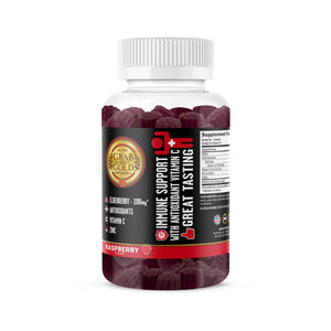 Immune Elderberry Gummies